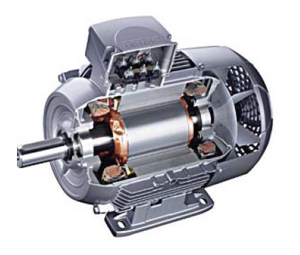Zur Produktion von Elektromotoren werden weltweit rund 1,5 Mio. t Kupfer pro Jahr verwendet. Foto: Siemens
