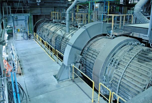 QSL-Reaktor der Berzelius Stolberg GmbH