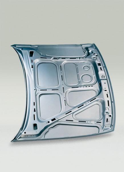 Aluminium-Motorhaube