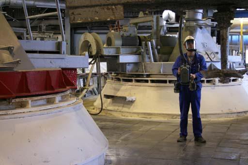Verfahrenstechnische Verbesserungen in der Bleiraffination sparen erheblich Brennstoff ein