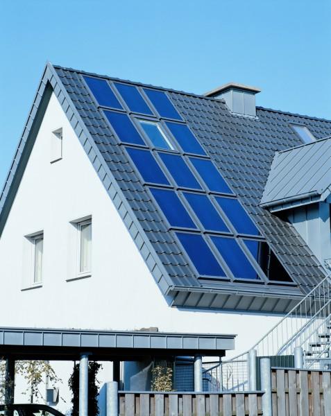 Dach Solar Velux