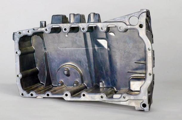 Ölwanne aus der Aluminiumlegierung trimal®-04