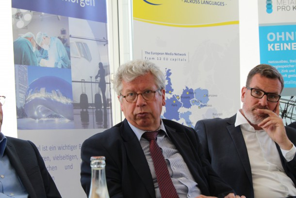 Schafhausen, Euractiv, COP21