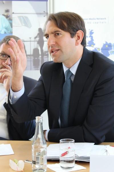 Andreas Jung, Euractiv, COP21